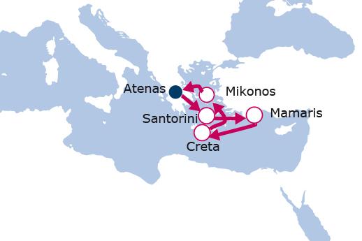 luna-de-miel-crucero-islas-griegas-itinerario-pullmantur