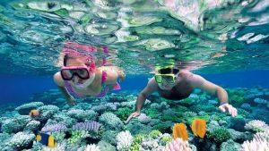 luna-de-miel-polinesia-snorkel